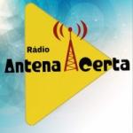 Logo da emissora Rádio Antena Certa